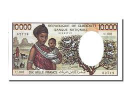 Djibouti, 10000 Francs - Djibouti