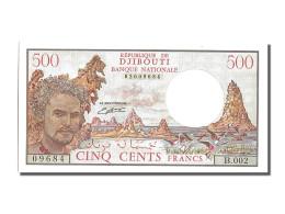Djibouti, 500 Francs - Djibouti