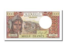 Djibouti, 1000 Francs - Djibouti