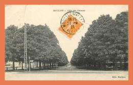 A559 / 563 03 - MOULINS Allée Des Gateaux - Moulins