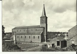 Haillot -- L' Eglise.     (2 Scans) - Ohey