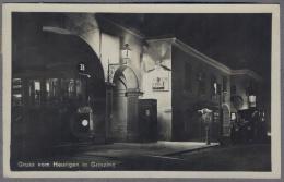 Wien   Heurigen In Grinzing  1927y.  TRANWAY  B137 - Grinzing