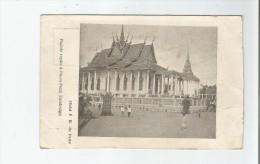 PAGODE ROYALE A PNOM PENH (CAMBODGE) - Cambodge