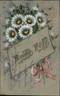 CARTE CELLULOID - Bonne Fête - Cartes Postales