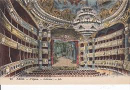Cp , 75 , PARIS , L'Opéra , Intérieur - Autres Monuments, édifices