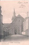 33. - St-MEEN. - Portail De L'Eglise CPA - France