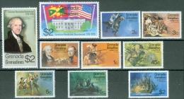 Grenada & Grenadines 1976 American Revolution Bicentennial MNH** - Lot. 4244 - Grenade (1974-...)