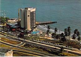AFRIQUE NOIRE - GABON - LIBREVILLE : Hotel Restaurant LE DIALOGUE - CPA - Black Africa - Gabon