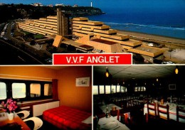 64-ANGLET..V.V.F. CHAMBRE D'AMOUR...3 VUES......CPM - Anglet
