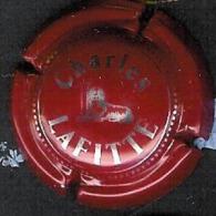Capsule Champagne Charles Lafitte Bordeaux Et Argent - Lafitte, Charles