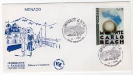 FDC - MONACO - 2008 - N°2612 - FDC
