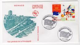 FDC - MONACO - 2006 - N°2581 - FDC