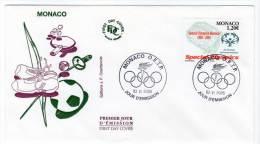 FDC - MONACO - 2005 - N°2493 - FDC