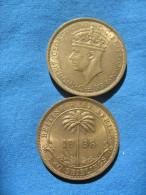 2 Schilling De 1938 - Colonie