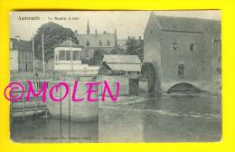 WATERMOLEN Te OUDENAARDE - VIEUX MOULIN à EAU DE AUDENARDE Molen Moulin Mill Muhle Molino Laminatoio Moinho V76 - Oudenaarde