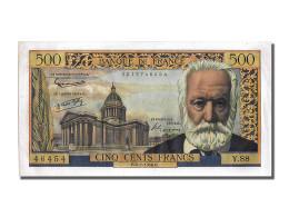 500 Francs Francs Type Victor Hugo - 1871-1952 Anciens Francs Circulés Au XXème
