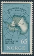 NORWAY/Norwegen 1957 IPY Dronning Maud Land  - Antarctica** - International Geophysical Year