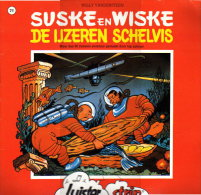 * LP *  SUSKE EN WISKE - DE IJZEREN SCHELVIS (Holland 1987 EX-!!!) - Kinderen