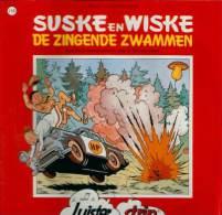 * LP *  SUSKE EN WISKE - DE ZINGENDE ZWAMMEN (Holland 1987 EX-!!!) - Kinderen