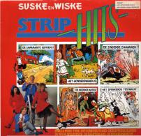 * LP *  SUSKE EN WISKE STRIP HITS (Holland 1988) - Kinderen