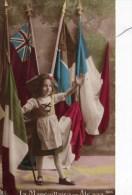 GUERRE 14/18     LA MARSEILLAISE EN ALSACE - Guerre 1914-18