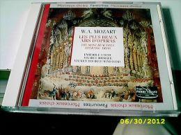 Airs D'opéras Pour Vents .......   Wolfgang Amadeus Mozart - Opéra & Opérette