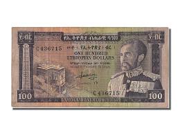 Ethiopie, 100 Dollars Type 1966 - Ethiopie