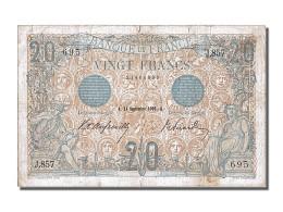 20 Francs Type Bleu - 20 F 1905-1913 ''Bleu''