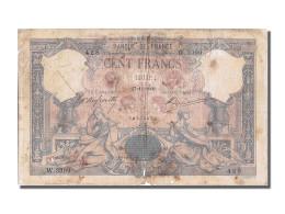 100 Francs Type Bleu Et Rose - 1871-1952 Anciens Francs Circulés Au XXème