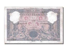 100 Francs Type Bleu Et Rose - 1871-1952 Circulated During XXth