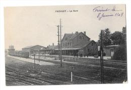 (6846-62) Frévent - La Gare - Frankrijk