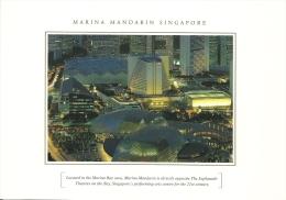 Singapore Marina Mandarin Hotel - Singapour