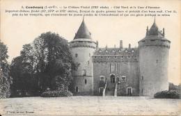 COMBOURG - 35 - Le Chateau Féodal Coté Nord Et La Cour D'Honneur - ENCH2000 - - Combourg
