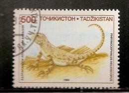 TADJIKISTAN  OBLITERE - Tadjikistan
