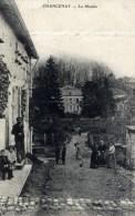 52  CHANCENAY Le Moulin Très Animée - France