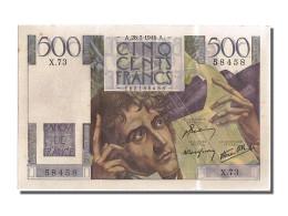 500 Francs Type Chateaubriand - 1871-1952 Gedurende De XXste In Omloop