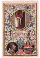 INNOCENZO VI  Lit. Armanino L. Ferloni Very Fine Mint Post Card - Popes