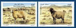Algeria Algerie Algerien Full Set Moutons Sheeps Mouton Sheep Ovins Ovin 2011 - Sellos