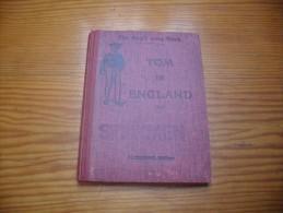 Tom In England   Livre De Grammaire     Edition De 1946 - Langue Anglaise/ Grammaire