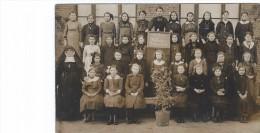 Terhagen: Catechismus Van Volharding Terhagen Fotokaart: 14cm X 9cm (1918? 1913?). - Documents Historiques