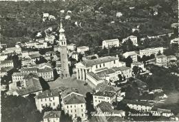 VALDOBBIADENE  TREVISO  Panorama Aereo  Bella Veduta Su Piazza Marconi - Treviso