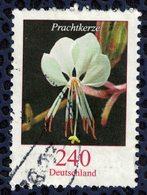 Allemagne 2012 Oblitéré Rond Used Fleurs Prachtkerze Gaura De Lindheimer SU - [7] République Fédérale