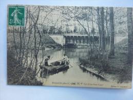 ECLARON - Le Pont Canal (52) Haute Marne - Eclaron Braucourt Sainte Liviere