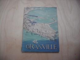 Granville - Dépliants Touristiques