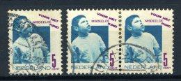 NEDERLAND 241 Gestempeld 1931 - Kinderzegels (3 Stuks) - 1891-1948 (Wilhelmine)