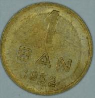 Roumanie Romania Rumänien 1 Ban 1952 UNC - Roumanie