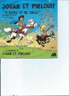 JOHAN Et PIRLOUIT  D'estoc Et De Taille 45 Tours    Vinyle - Enfants