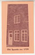Oostende, Ostende Old Spanish Inn 1729, Oud Spaansch Huis (pk26172) - Oostende