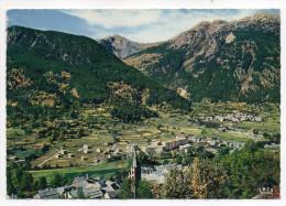 LA SALLE LES ALPES--Vallée De La Guisane, La Salle,Villenueve Et Le Bez,cpsm 15 X 10  N° 1884  éd CAP - Autres Communes