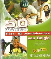 De 50 Mooiste Fiets- En Wandelroutes Van België / Het Laatste Nieuws Kasteelbier - Geography